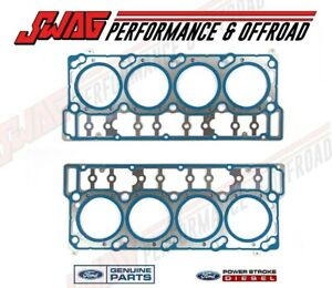 6 0l Powerstroke Genuine Ford Oem Pair Of 18mm Head Gaskets Gaskets Only