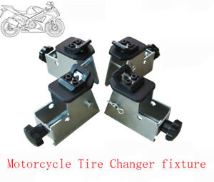 Motorcycle atv Wheel Rim Adapter For Tyre Changer Clamp Jaw Tire Remove Changer
