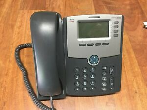 Cisco Spa504g Voip Phones Lot Of 10