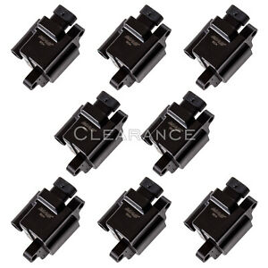 Pack Of 8 New Ignition Coils For Chevy Gmc Cadillac 5 3l 6 0l 8 1l 4 8l C1208