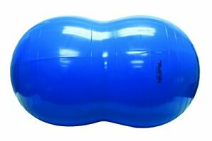 Physiogymnic 30 1723 Molded Vinyl Inflatable Roll 70 Cm 28 Blue
