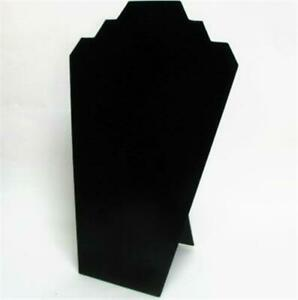 6 X Necklace And Bracelet Display Stand Easel 12 Black