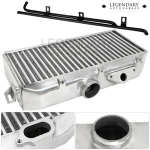 For 02 07 Subaru Wrx Sti Ej20 25 Turbocharge Top Mount Intercooler Tmic Upgrade