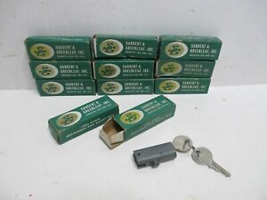 File Cabnet Lock Lot Sargent And Greenleaf 11 Locks New In Box Condition