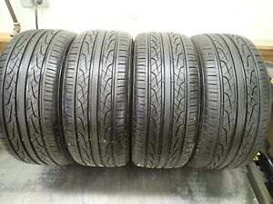 4 245 45 17 95v Hankook Ventus V2 Concept 2 Tires Full Tread No Repairs 2418