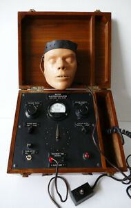 Quack Medical Device Ect Therapy Electro Shock Device C 1940 Vintage Medical
