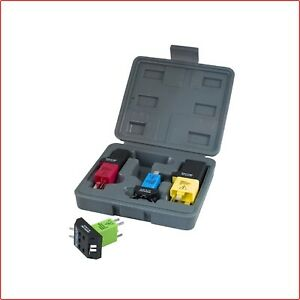 Relay Test Jumper Kit Include 4 Jumpers Molded Case Automotive Shop Equipment Us