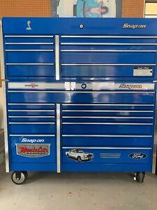 Snap On Tool Box Muscle Car Series Ford
