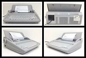 Brother Gx 6750 Electric Typewriter Great Working Condition