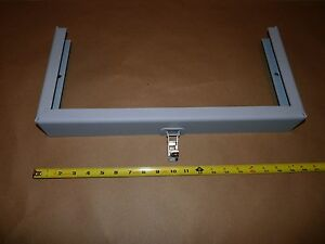 Oliver 1755 1855 1955 White 2 85 2 105 Diesel Battery Box Hold down Assembly