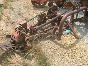 Massey Ferguson 7 Ft Sickle Hay Mower