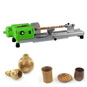 Beads Lathe Machine Mini Lathe Diy Woodworking Beads Bench Drilling Machine 480w