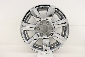 New Oem Nissan Alloy Wheel Chrome 18 Nissan Armada Infinit Qx56 04 15 Titan