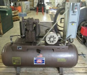American Imc Inc T35 a 801h Air Compressor