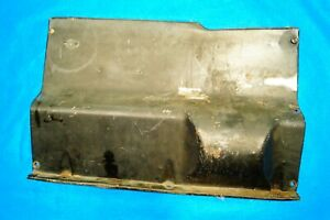 Dodge Fargo A100 A108 Van Pickup Truck Right Engine Cover Dog House 1964 1970