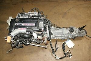 Jdm Nissan Skyline Gtr R32 Rb26dett Engine Awd Transmission Rb26det
