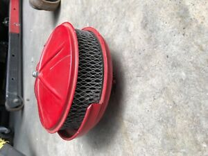 Chevrolet Car Truck Vintage Spaceship Design Air Filter 1939 41 46 47 48 49 50