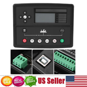 New Dse7320 Electronics Controller Control Module Panel For Diesel Generator Usa