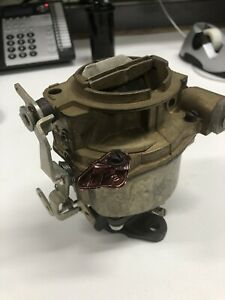 New Oem Nos Rochester Carburetor H5 1 Barrel 7020114 20114