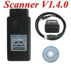 V1 4 0 Car Diagnostic Scanner Scan Programmer Code Reader For Bmw E38 E39 E46 Y