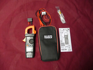 Klein Tools 600a Ac dc Auto Ranging Clamp Meter True Rms