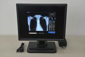 Nds Planar Dome E3chb High bright Monitor 3mp Lcd Color Display