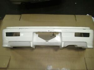 Jdm 94 01 Acura Integra Dc2 Type R C west Rear Bumper Cover Itr