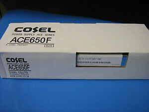 Cosel Power Supply Ace Series Ace650f Ac6 ozfmh 00