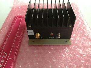 Mini Circuits Zhl 1217hln Low Noise Amplifier 1200 1700 Mhz