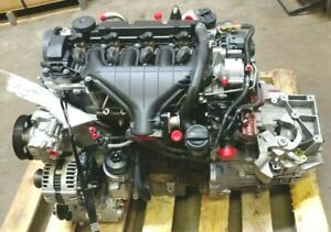 Complete Duratorq Diesel Ford Engine 2 0l L4 With Turbo W Manual Transmission