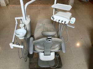 Adec 311 Dental Chair W Delivery Unit Cuspidor Light