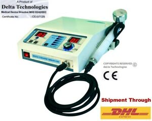 Therapy Ultrasound Machine Physical Therapy 1 Mhz For Physiotherapy Pain Relief