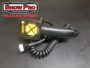 New Fisher And Western Snow Plow Controller 9400