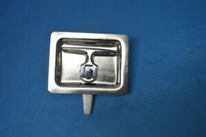 Southco 24 Series Stainless Flush T handle Cam Latch P n 24 20 312 35