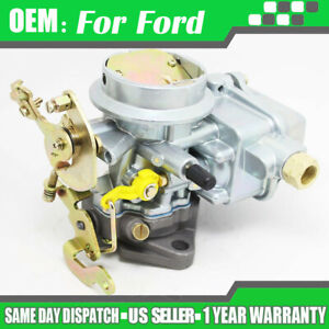 New Carburetor Replacement For Ford 1957 1960 1962 144 170 200 223 6cyl