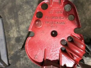 Ridgid 450 Tristand With Chain Vise