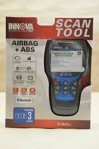 Innova 3160g Scan Tool Airbag Abs Feature Level 3
