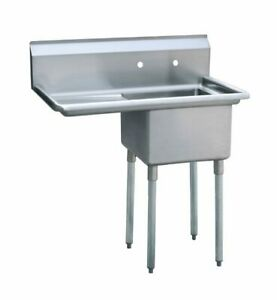 Atosa Catering Equipment Mrsa 1 l Sink 1 One Compartment