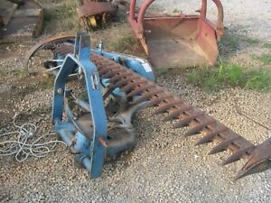 Ford 505 7 Ft Sickle Hay Mower Very Good