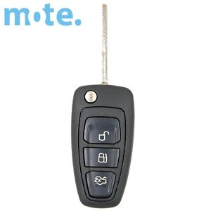 To Suit Ford Focus C Max Ranger Remote Flip Key Blank Replacement Shell Case