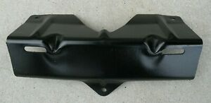 Thunderbird Front License Plate Bumper Bracket Ford Oem 58 60 1958 1960