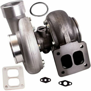 For Gt45 T4 V Band 1 05 A R 98mm Huge 600 Hps Boost Upgrade Racing Turbo Charger