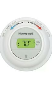 Honeywell Digital Thermostat Round t8775c1005 nib