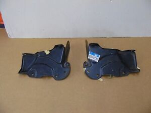Nos Chevrolet 1973 1974 1975 Monte Carlo Grille Support Brackets Pair 7