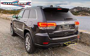 2011 2019 Jeep Grand Cherokee Mopar Class Iv Oem Trailer Hitch