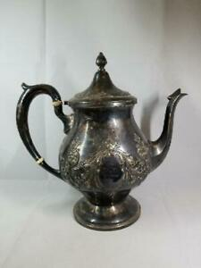M Fred Hirsch Co Teapot Sterling Silver A2z006740