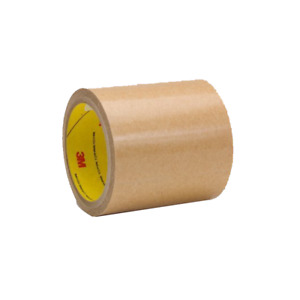 3m Adhesive Transfer Tape 950 Clear 0 75 In X 180 Yd 5 Mil