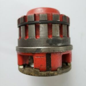 Ridgid 12 r Pipe Threading Die Head 1 1 4 Inch