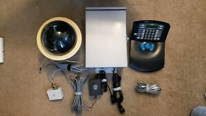 American Dynamics Ultradome 7 Ptz Camera With Power Supply And Controller