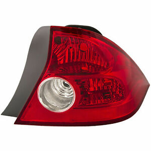 Fits For 2004 2005 Honda Civic Coupe Tail Light Right Passenger Side 33501 S5p